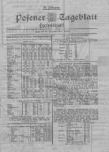Posener Tageblatt. Handelsblatt 1898.09.29 Jg.37