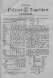 Posener Tageblatt. Handelsblatt 1898.10.06 Jg.37