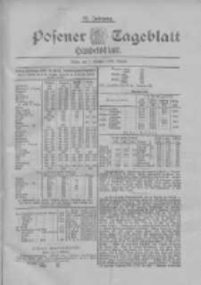 Posener Tageblatt. Handelsblatt 1898.10.07 Jg.37