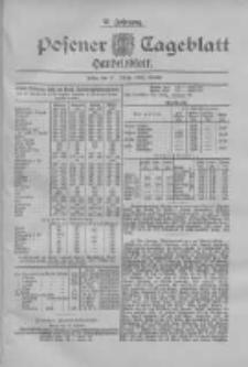 Posener Tageblatt. Handelsblatt 1898.10.17 Jg.37