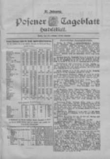 Posener Tageblatt. Handelsblatt 1898.10.27 Jg.37