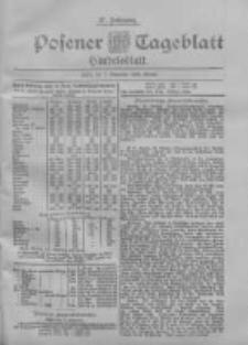 Posener Tageblatt. Handelsblatt 1898.11.01 Jg.37