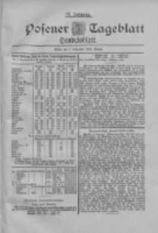 Posener Tageblatt. Handelsblatt 1898.11.05 Jg.37