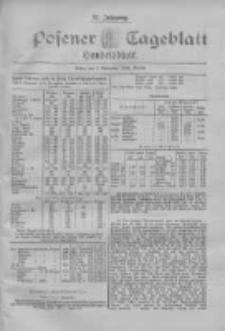 Posener Tageblatt. Handelsblatt 1898.11.07 Jg.37