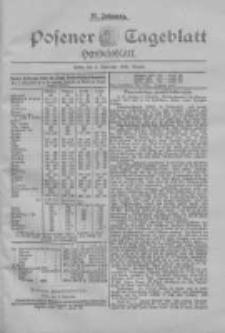 Posener Tageblatt. Handelsblatt 1898.11.08 Jg.37