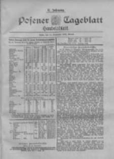 Posener Tageblatt. Handelsblatt 1898.11.15 Jg.37