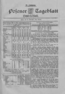 Posener Tageblatt. Handelsblatt 1898.11.22 Jg.37