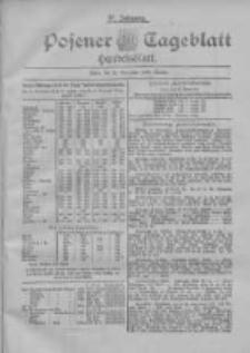 Posener Tageblatt. Handelsblatt 1898.11.24 Jg.37
