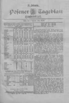 Posener Tageblatt. Handelsblatt 1898.12.03 Jg.37