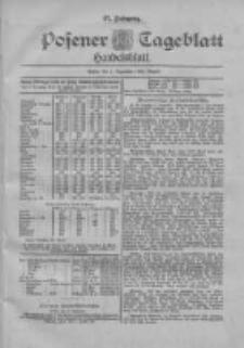 Posener Tageblatt. Handelsblatt 1898.12.06 Jg.37