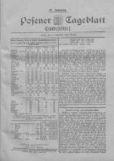 Posener Tageblatt. Handelsblatt 1898.12.17 Jg.37