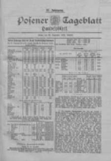 Posener Tageblatt. Handelsblatt 1898.12.23 Jg.37