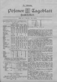 Posener Tageblatt. Handelsblatt 1898.09.08 Jg.37