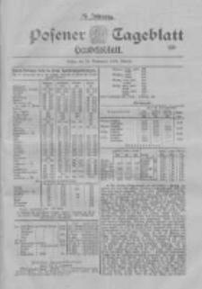 Posener Tageblatt. Handelsblatt 1898.09.14 Jg.37
