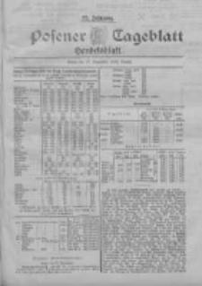 Posener Tageblatt. Handelsblatt 1898.09.19 Jg.37
