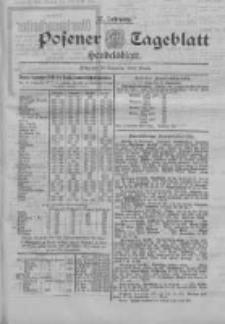 Posener Tageblatt. Handelsblatt 1898.09.20 Jg.37