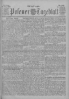Posener Tageblatt 1902.03.25 Jg.41 Nr142