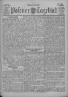 Posener Tageblatt 1902.04.11 Jg.41 Nr167