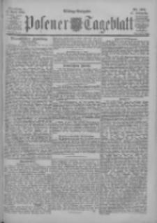 Posener Tageblatt 1902.04.15 Jg.41 Nr174