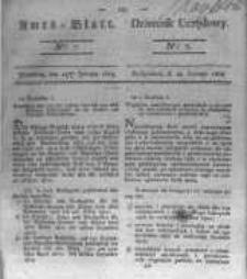 Amtsblatt der Königlichen Preussischen Regierung zu Bromberg. 1823.02.14 No.7