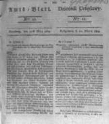 Amtsblatt der Königlichen Preussischen Regierung zu Bromberg. 1823.03.21 No.12