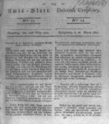 Amtsblatt der Königlichen Preussischen Regierung zu Bromberg. 1823.03.28 No.13