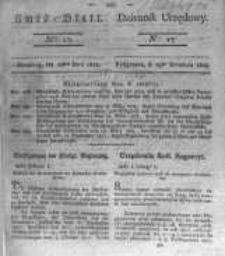 Amtsblatt der Königlichen Preussischen Regierung zu Bromberg. 1823.04.23 No.17