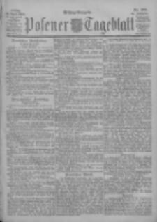 Posener Tageblatt 1902.04.19 Jg.41 Nr180