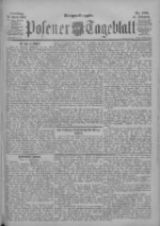 Posener Tageblatt 1902.04.22 Jg.41 Nr185