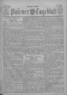 Posener Tageblatt 1902.04.22 Jg.41 Nr186