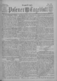 Posener Tageblatt 1902.04.23 Jg.41 Nr187