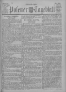 Posener Tageblatt 1902.04.23 Jg.41 Nr188
