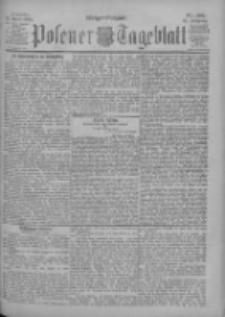 Posener Tageblatt 1902.04.27 Jg.41 Nr195
