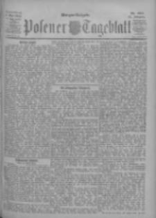 Posener Tageblatt 1902.05.03 Jg.41 Nr205