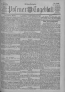 Posener Tageblatt 1902.05.16 Jg.41 Nr226