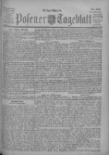 Posener Tageblatt 1902.05.17 Jg.41 Nr228