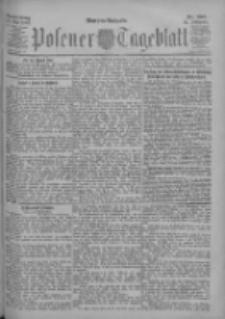 Posener Tageblatt 1902.05.22 Jg.41 Nr233