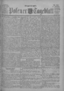 Posener Tageblatt 1902.05.27 Jg.41 Nr241