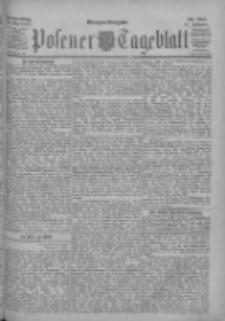 Posener Tageblatt 1902.05.29 Jg.41 Nr245