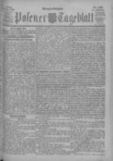 Posener Tageblatt 1902.05.30 Jg.41 Nr247