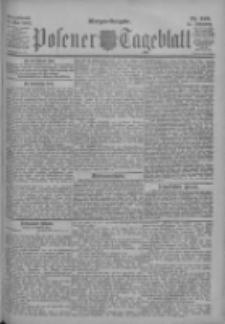 Posener Tageblatt 1902.05.31 Jg.41 Nr249