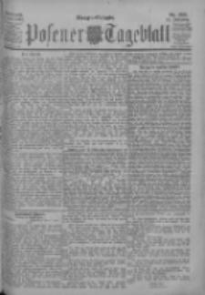 Posener Tageblatt 1902.06.04 Jg.41 Nr255