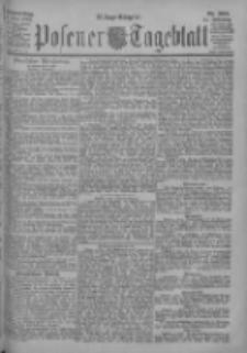 Posener Tageblatt 1902.06.05 Jg.41 Nr258