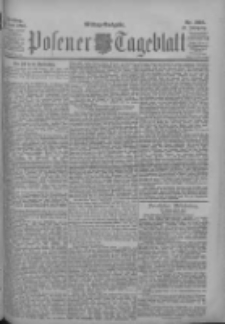 Posener Tageblatt 1902.06.06 Jg.41 Nr260