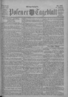 Posener Tageblatt 1902.06.07 Jg.41 Nr262