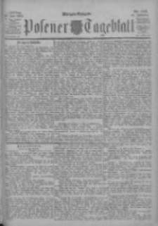 Posener Tageblatt 1902.06.10 Jg.41 Nr265