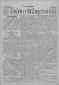 Posener Tageblatt 1896.01.04 Jg.35 Nr5