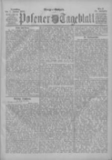 Posener Tageblatt 1896.01.05 Jg.35 Nr7