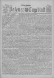 Posener Tageblatt 1896.01.06 Jg.35 Nr8