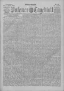 Posener Tageblatt 1896.01.11 Jg.35 Nr18